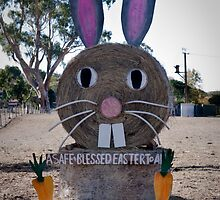 Happy Easter Everyone by Paul Thompson