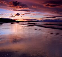 Beach Blaze by Blackgull