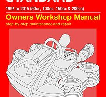 Mario Kart Manual by Daniel Dean