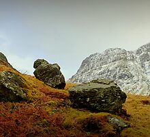 the rocks...scotland  by dale54