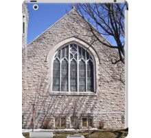 Memorial Window iPad Case/Skin