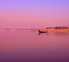 Fisherman's Dawn #2 by Prasad