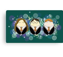 Harry Potter Tiggles Canvas Print