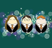 Harry Potter Tiggles by LaurasLovelies