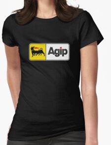 Agip Womens Fitted T-Shirt