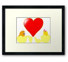 Chiken  Framed Print