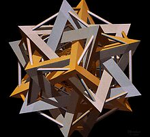 'Dodeca-Star' by Scott Bricker