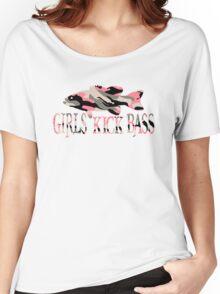 BASS GIRL Women's Relaxed Fit T-Shirt