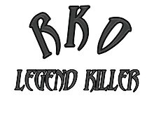 RKO LEGEND KILLER by benji1313