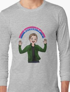 Bisexual Dean Winchester Long Sleeve T-Shirt