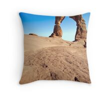 Delicate Arch, Utah Throw Pillow