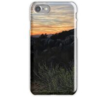 Evening Moves In iPhone Case/Skin