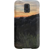 Evening Moves In Samsung Galaxy Case/Skin