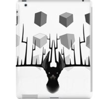 Bone and Wood (for light materials) iPad Case/Skin