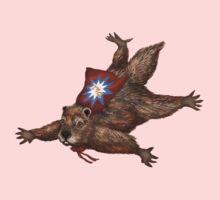 Phil Groundhog Superhero  Kids Clothes