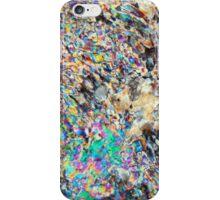 Alabaster Micrograph iPhone Case/Skin