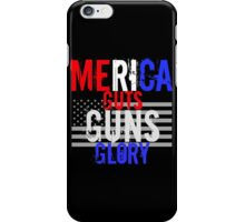 Merica iPhone Case/Skin