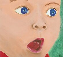 Baby, I'm Amazed by Carol Megivern