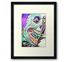 Gothic Pastels Framed Print