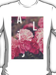 Alt-J - Floral T-Shirt Design T-Shirt
