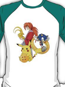 Multi-Fandom T-Shirt
