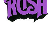 Purple Rush Logo by bannerisms