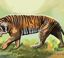 tiger by Kauroinen