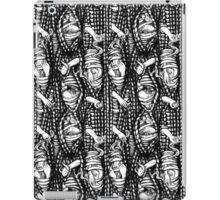 Peek-a-knit iPad Case/Skin