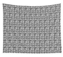 Peek-a-knit Wall Tapestry