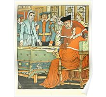 Goody-Two-Shoes by Walter Crane 190x 20 - At the Table Poster