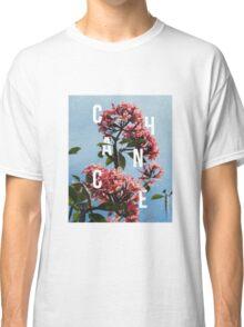 Chance the Rapper - Floral Shirt Design Classic T-Shirt