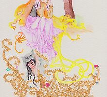 The Oral Tradition of Rapunzel by irwintsieng