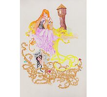 The Oral Tradition of Rapunzel Photographic Print