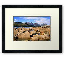 Blaven 3   Isle  of  Skye Framed Print