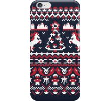 An Ugly Pokemon Christmas iPhone Case/Skin