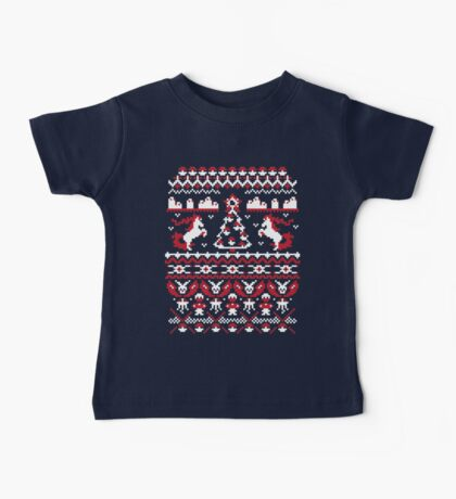 An Ugly Pokemon Christmas Baby Tee