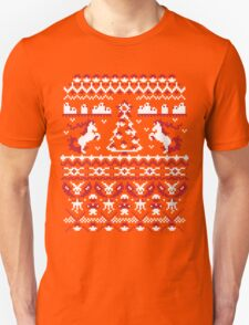 An Ugly Pokemon Christmas Unisex T-Shirt