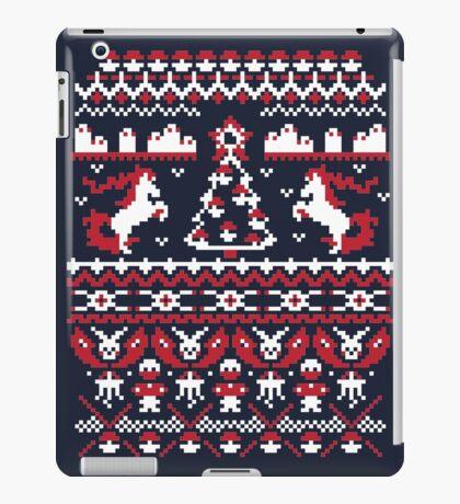 An Ugly Pokemon Christmas iPad Case/Skin