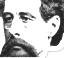Dickensian Sticker