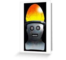 Cyberman - Cyber Controller Greeting Card