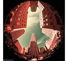 Rockefeller Center Photographic Print