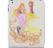 The Oral Tradition of Rapunzel iPad Case/Skin