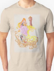 The Oral Tradition of Rapunzel Unisex T-Shirt
