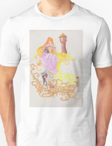 The Oral Tradition of Rapunzel T-Shirt