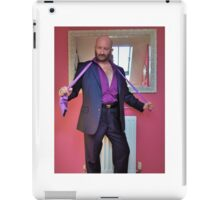 Troy - Home From The Office iPad Case/Skin