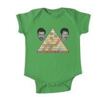 Swanson Pyramid of Greatness One Piece - Short Sleeve