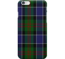 00499 Paterson Blue Tartan iPhone Case/Skin