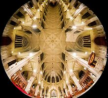 St. Patrick's Cathedral by digitizedchaos