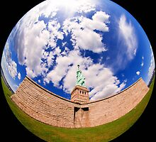 Statue of Liberty by digitizedchaos
