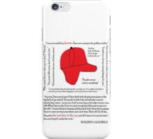 Holden Said iPhone Case/Skin